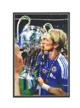 Fernando Torres Autograph Signed Photo - Chelsea